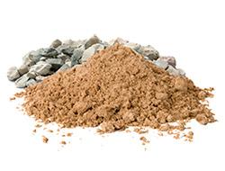 zand bestellen