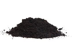 zwart-zand